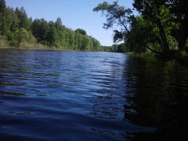 Pede jõgi.